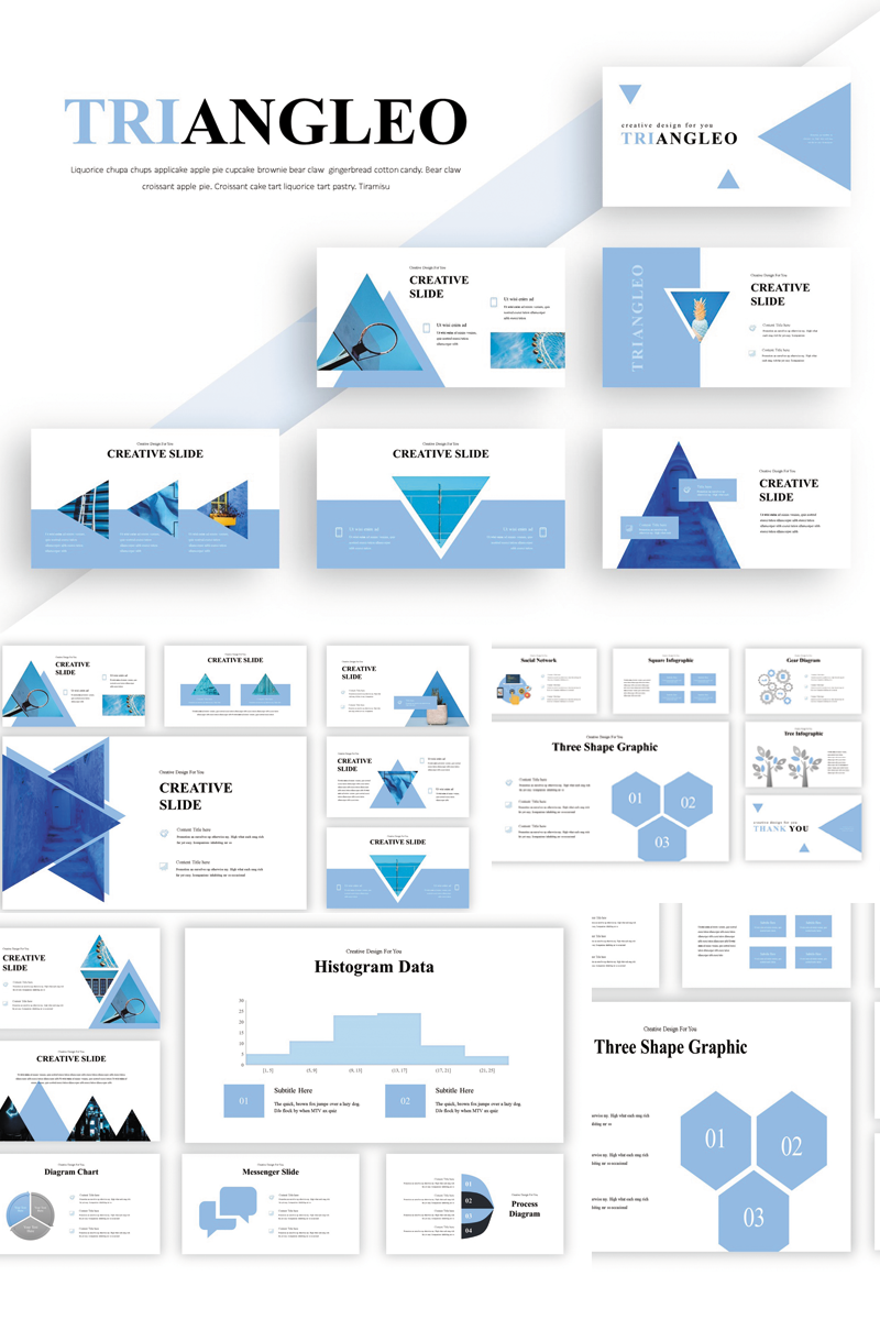 Triangleo PowerPoint Template