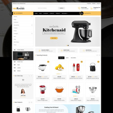77+ Best Food & Restaurant Shopify Themes | TemplateMonster