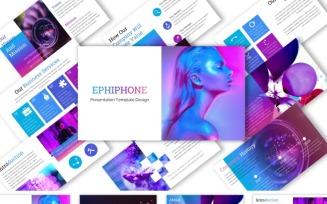 Ephiphone Keynote Template