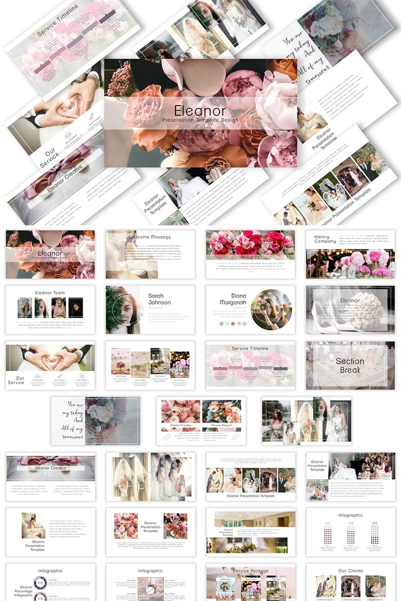 Eleanor Template PowerPoint №83087