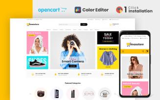 Imax Multipurpose Store OpenCart Template