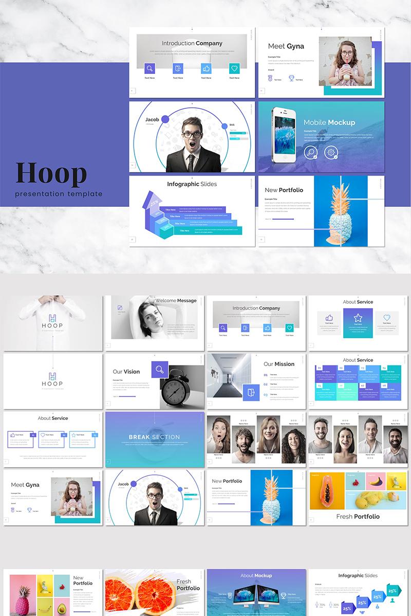 Hoop PowerPoint Template
