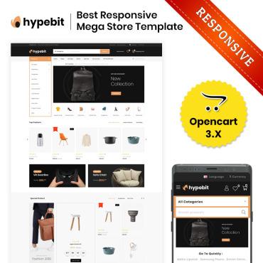 Купить  пофессиональные OpenCart шаблоны. Купить шаблон #83204 и создать сайт.