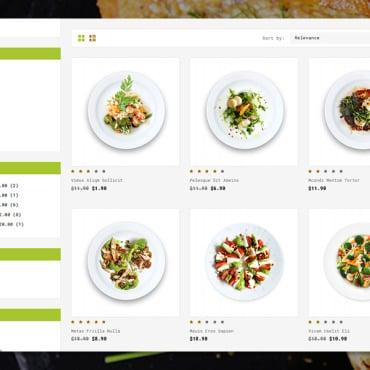 Купить  пофессиональные PrestaShop шаблоны. Купить шаблон #83209 и создать сайт.