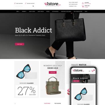 Купить  пофессиональные BigCommerce Themes. Купить шаблон #83236 и создать сайт.