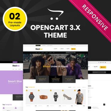 Купить  пофессиональные OpenCart шаблоны. Купить шаблон #83315 и создать сайт.