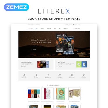 Купить  пофессиональные Shopify шаблоны. Купить шаблон #83527 и создать сайт.