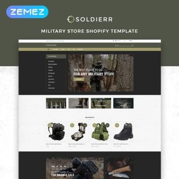 Купить  пофессиональные Shopify шаблоны. Купить шаблон #83529 и создать сайт.
