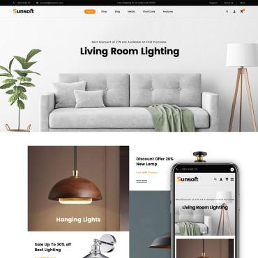 Купить  пофессиональные WooCommerce шаблоны. Купить шаблон #83570 и создать сайт.