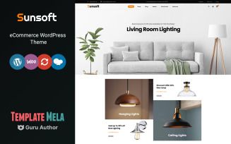 Sunsoft - Lighting WooCommerce Theme
