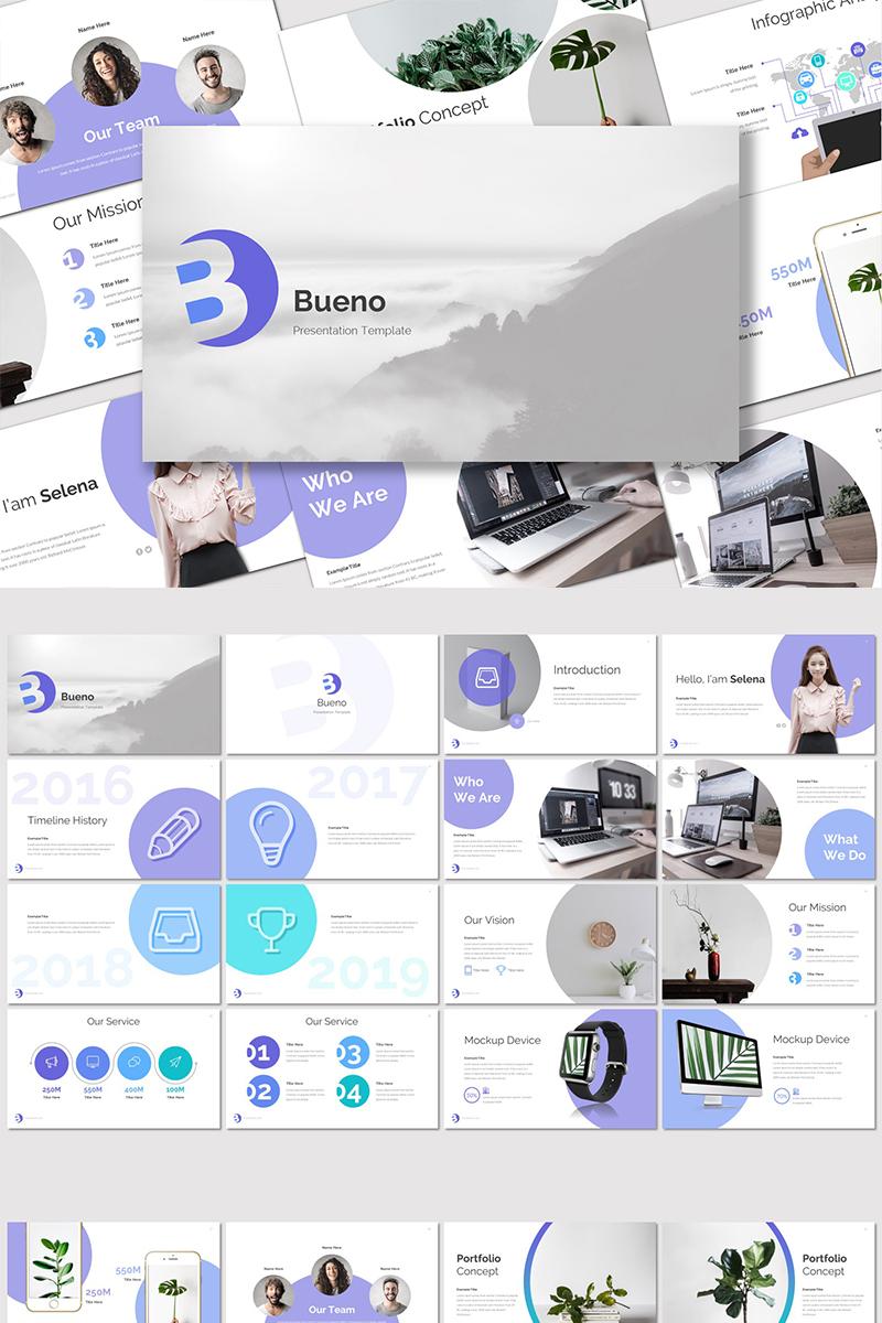 Bueno - Google Slides 83627 - képernyőkép