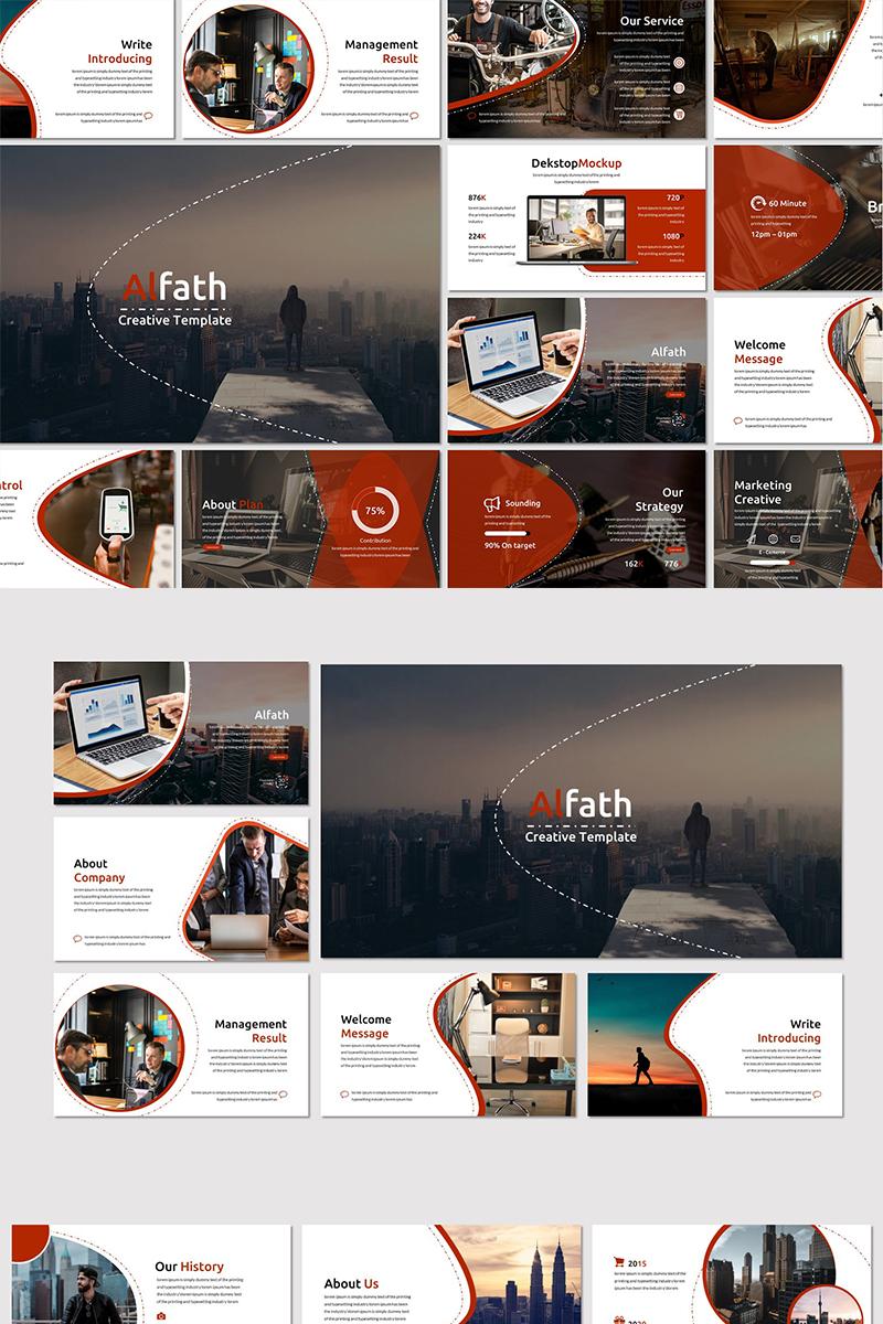 Alfath - Google Slides #83766