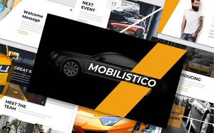 Mobilistico - PowerPoint Template