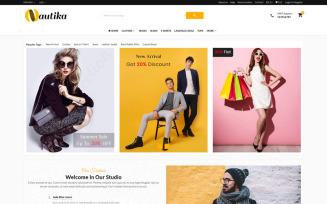 Autika - Fashion Mega Shop OpenCart Template