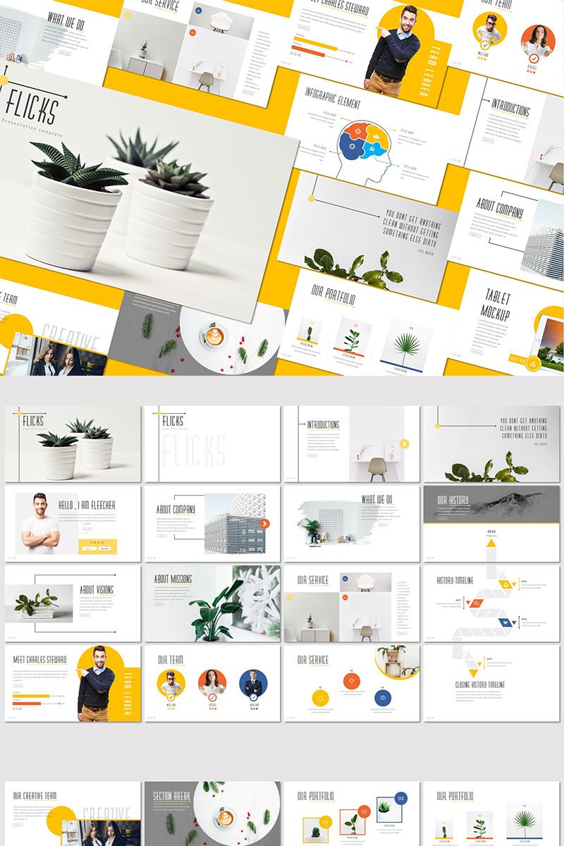 Flicks - PowerPoint Template
