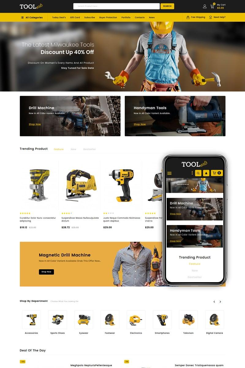 ToolsArts - Power Tools Store №83889