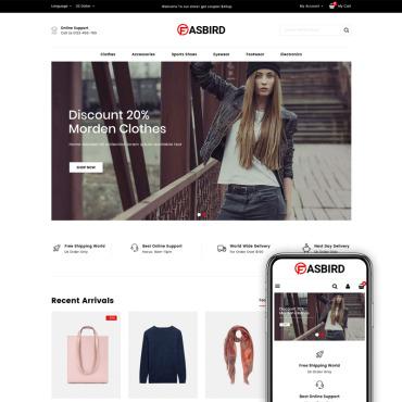 Купить  пофессиональные PrestaShop шаблоны. Купить шаблон #83940 и создать сайт.