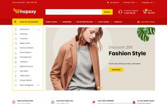 Shopaxy - Multipurpose Store PrestaShop Theme
