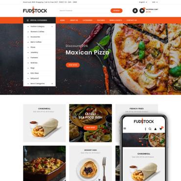 Купить  пофессиональные PrestaShop шаблоны. Купить шаблон #83948 и создать сайт.