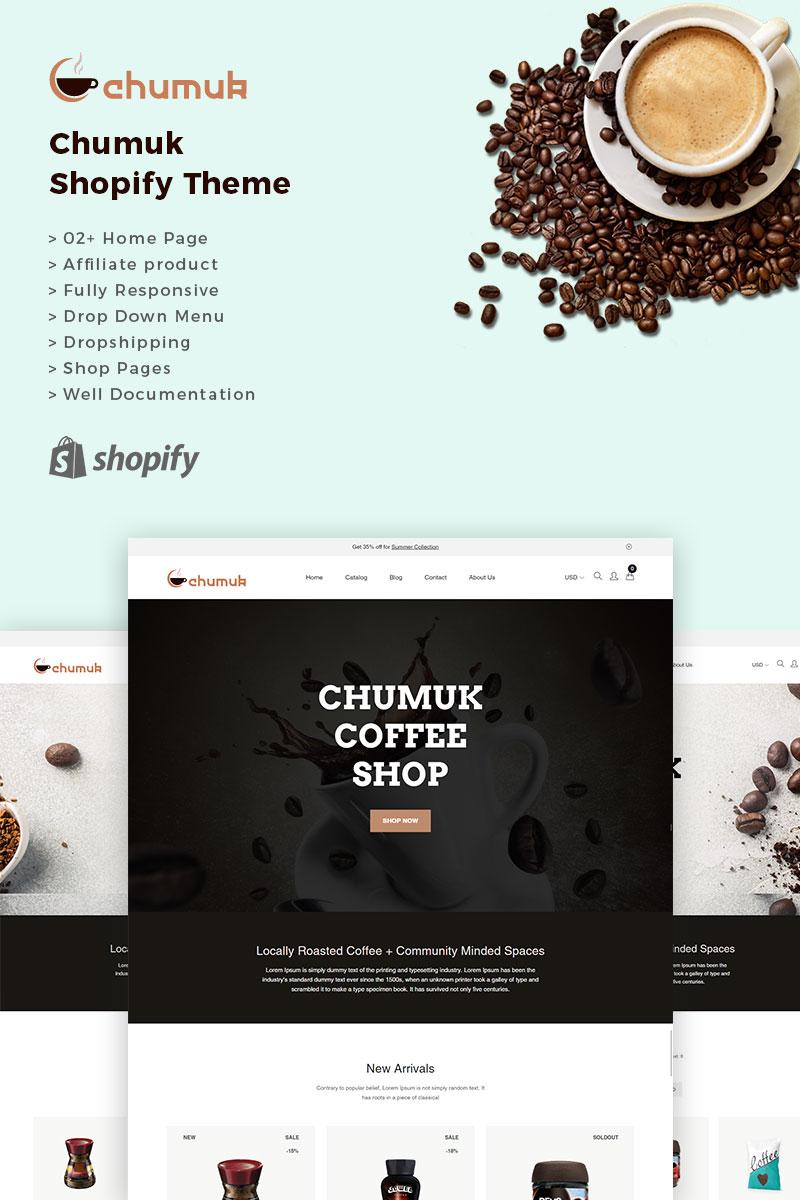 Chumuk Shopify Theme