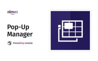 Pop-Up Manager PrestaShop module