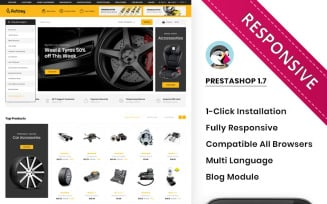 Autory - The Mega Automobile Store PrestaShop Theme