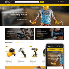 38+ Best Cars & Motorcycles WooCommerce Themes for WordPress 2019