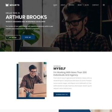Купить  пофессиональные WordPress темы. Купить шаблон #84162 и создать сайт.