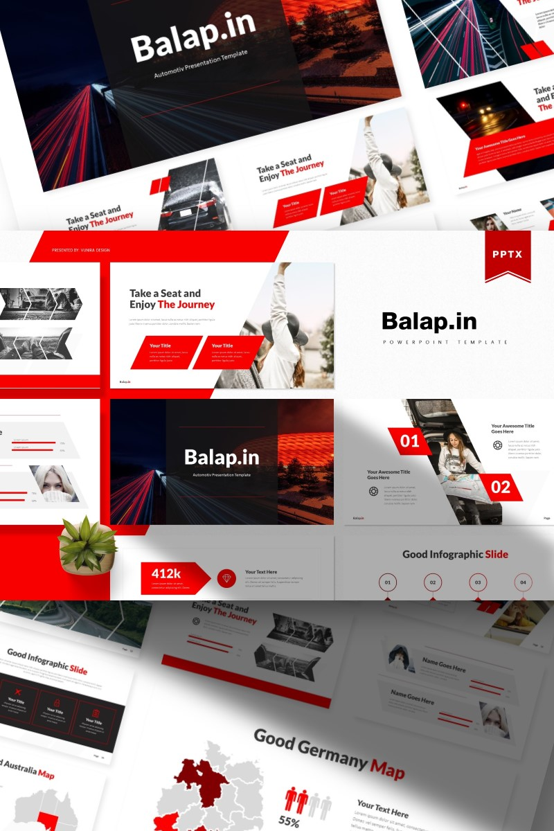Balapin PowerPoint Template