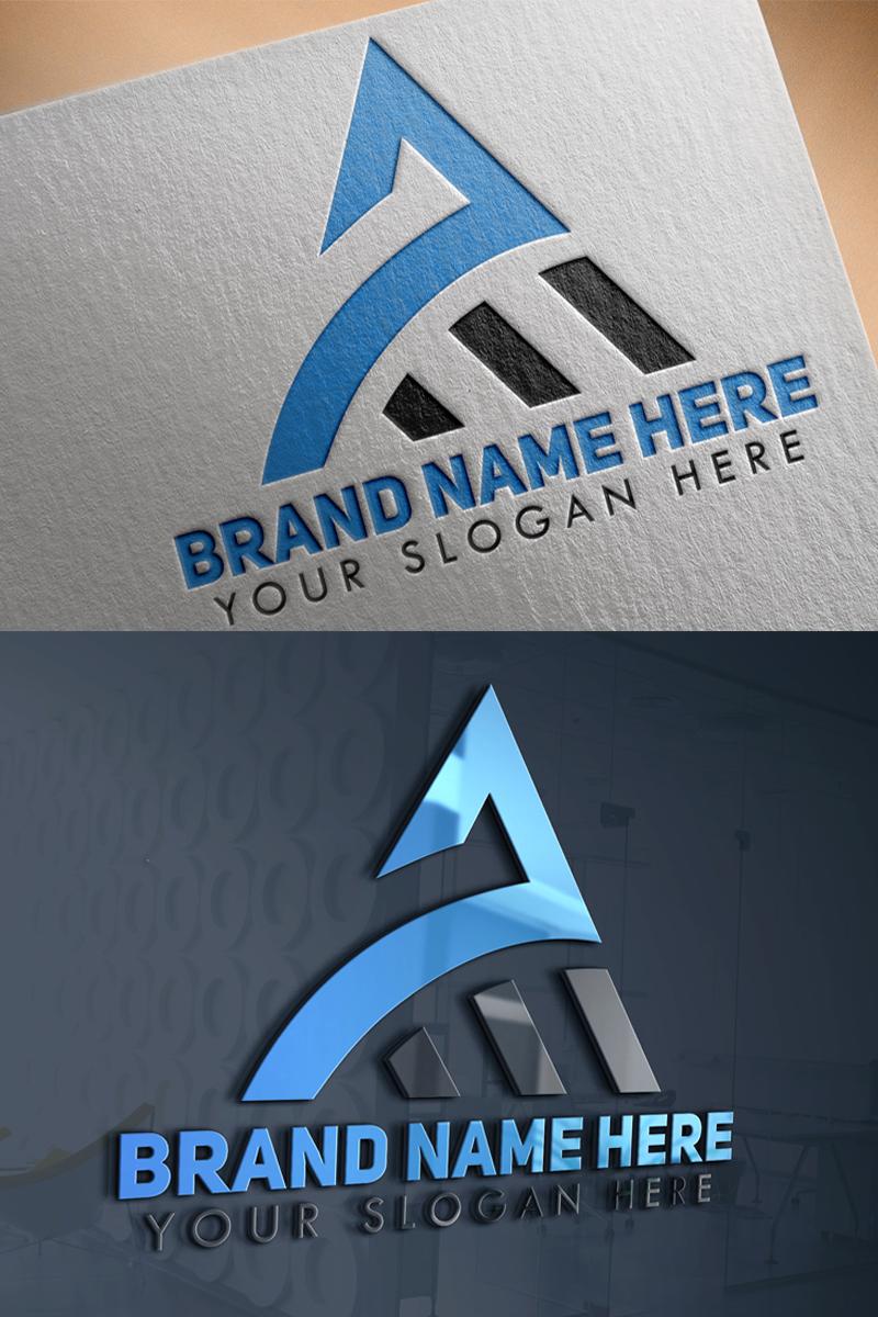 """Plantilla De Logotipo """"Letter"""" #84131"""