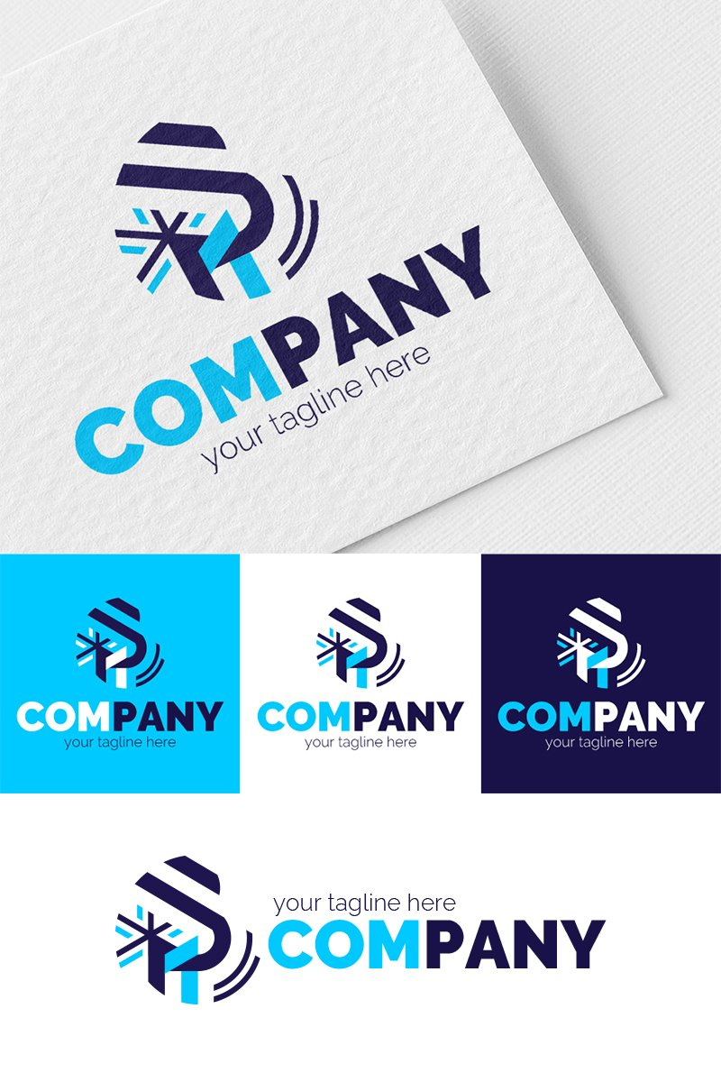 Cooling Logo Template