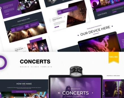 Concert | Google Slide