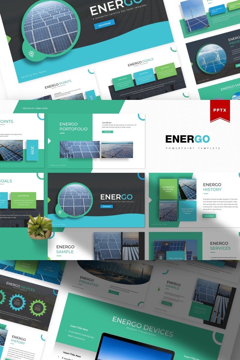 Energo | Template PowerPoint №84355