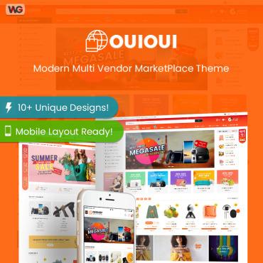 Купить  пофессиональные WooCommerce шаблоны. Купить шаблон #84419 и создать сайт.