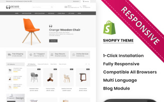 Orchard - The Furniture Store Responsive Shopify Theme