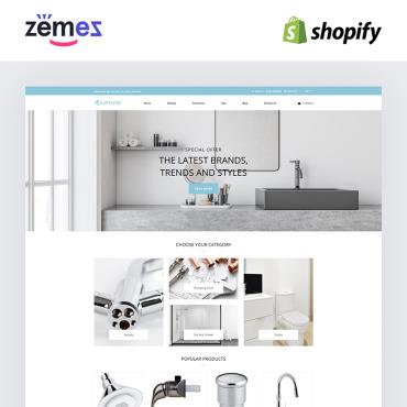 Купить  пофессиональные Shopify шаблоны. Купить шаблон #84428 и создать сайт.