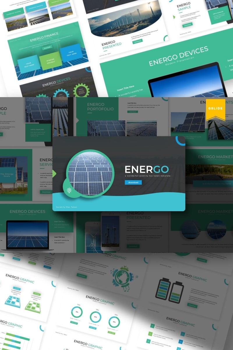 """Energo  "" google Slides  #84495"