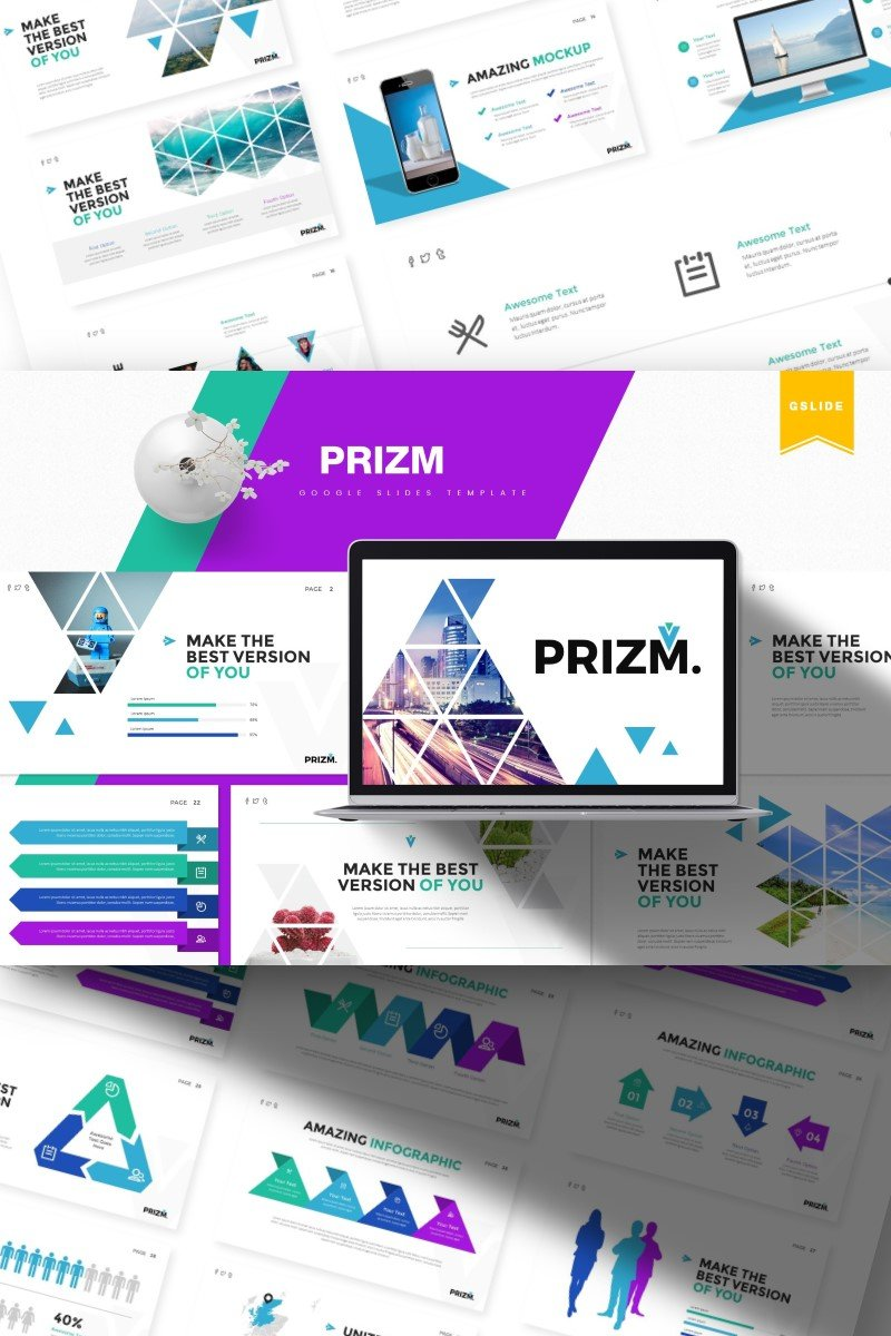 Prizm | Google Slides - screenshot