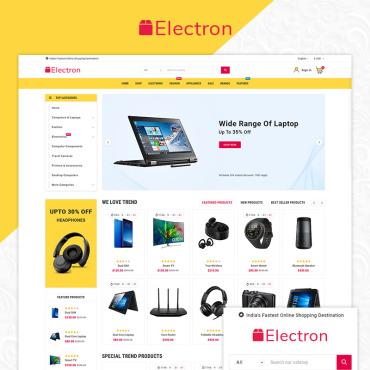 Купить  пофессиональные OpenCart шаблоны. Купить шаблон #84517 и создать сайт.