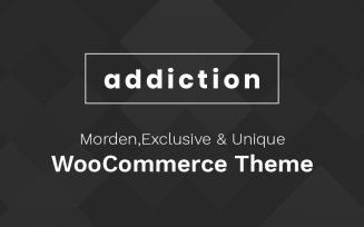 Addiction - Multipurpose Store WooCommerce Theme