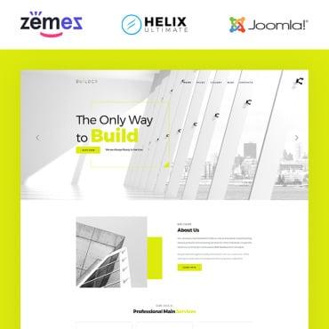 Купить  пофессиональные Joomla шаблоны. Купить шаблон #84735 и создать сайт.