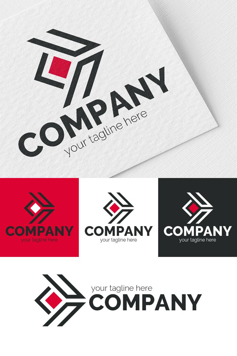 Architectural Design Logo Template