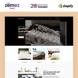Shopify Themes – ONE by TemplateMonster Subscription Service