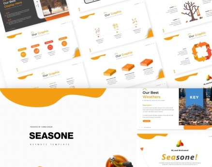 Seasone | Keynote Template