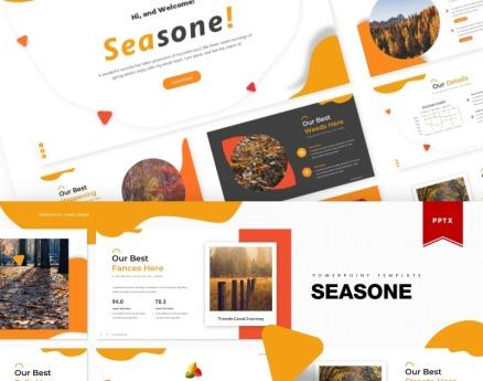 Seasone   PowerPoint Template