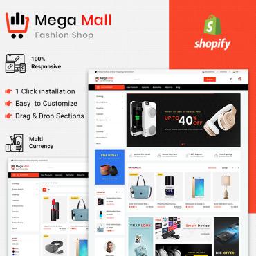 Купить  пофессиональные Shopify шаблоны. Купить шаблон #84994 и создать сайт.