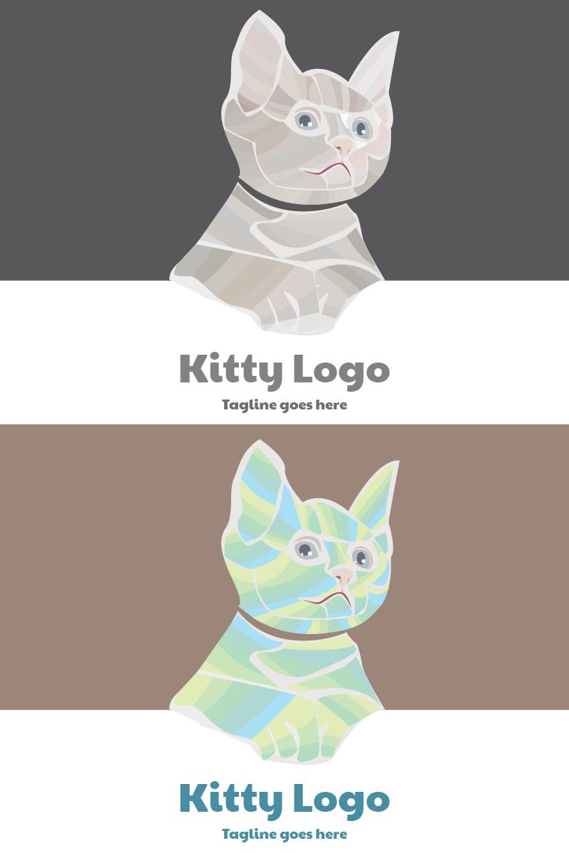 Kitty Logo Template