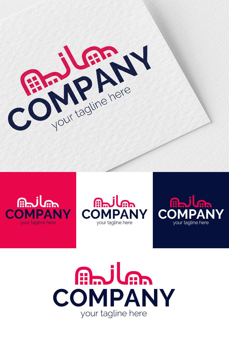 Urban architecture Logo Template