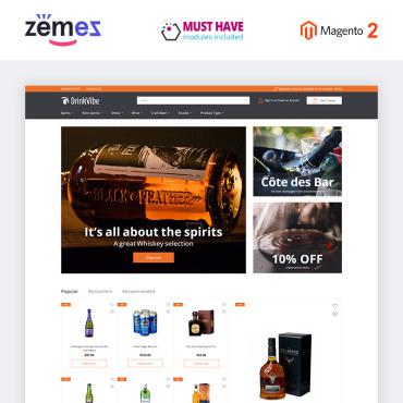 Купить  пофессиональные Magento темы. Купить шаблон #85058 и создать сайт.