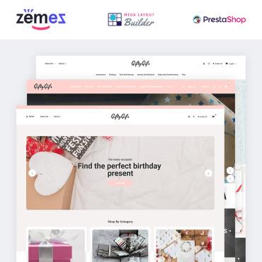 Купить  пофессиональные PrestaShop шаблоны. Купить шаблон #85096 и создать сайт.